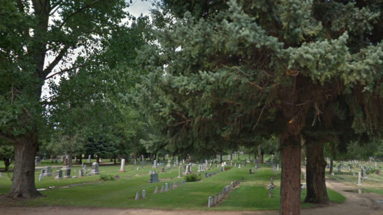 You may not be able to get buried the way you want to in Colorado