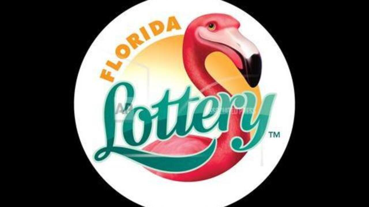 Teen claims $15 million top prize on Florida Lottery scratch off game
