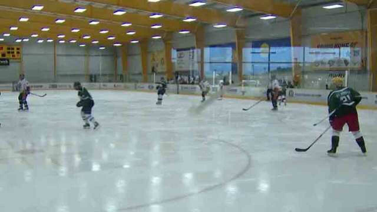 9/11 Memorial Hockey Game Raises Money For Good Cause