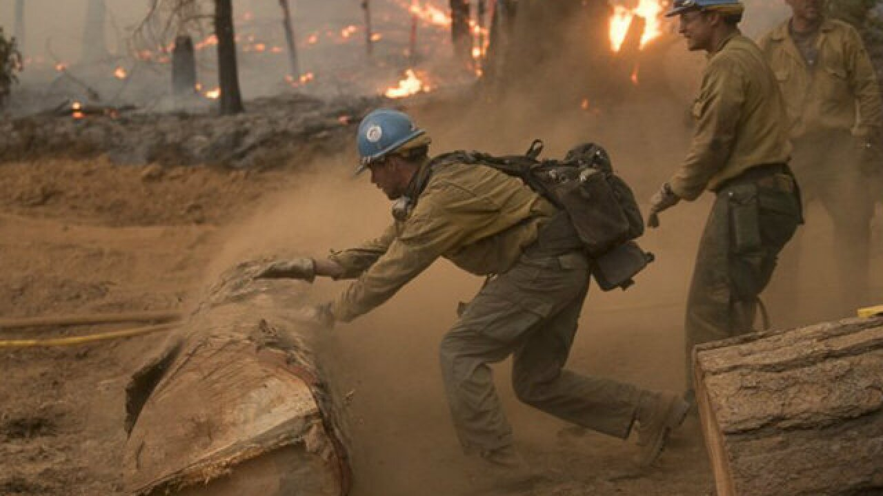 Ferguson Fire near Yosemite National Park now fully contained