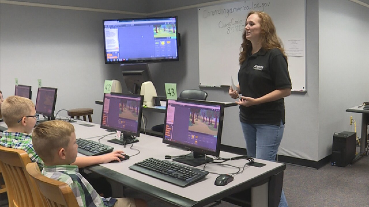 Local Teacher Teams Up With Austin Peay University, Offers Free Coding Classes To Kids