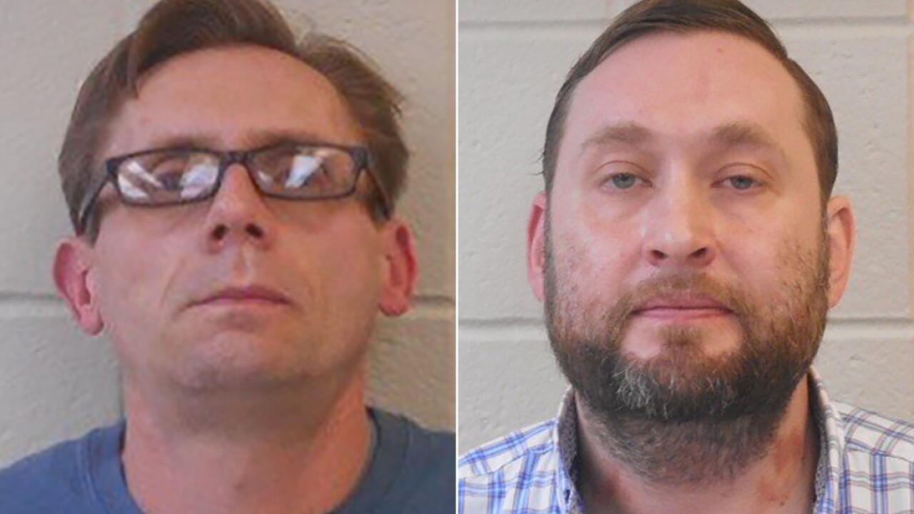 Two Arkansas chemistry professors arrested for allegedly making meth