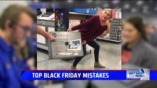 Top mistakes to avoid on Black Friday