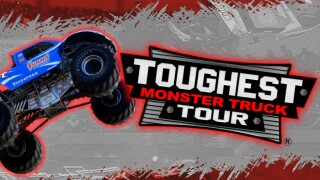 Enter to Win Tickets & Pit Passes to the Toughest Monster Truck Tour!