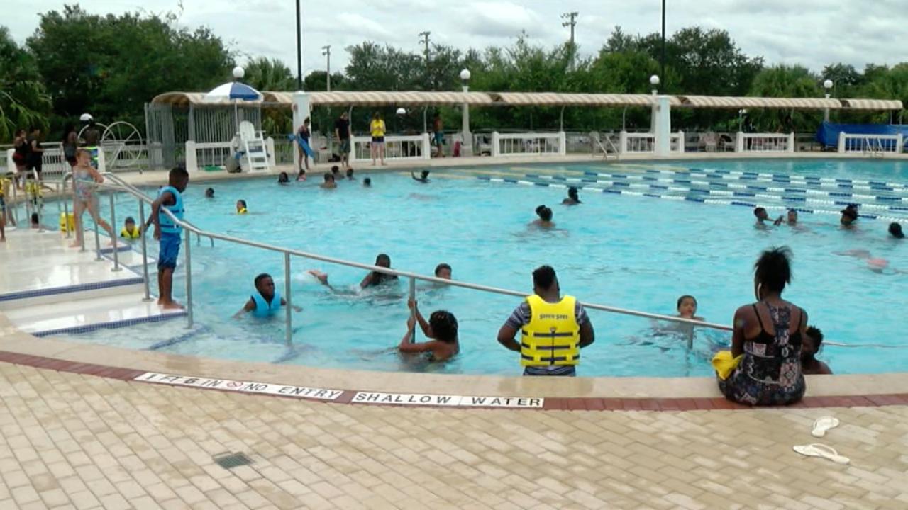 Cuscaden Pool in Tampa