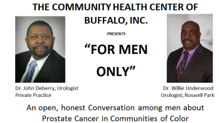 for men only prostate cancer awareness