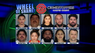 Wheel Of Shame fugitives: August 21, 2019