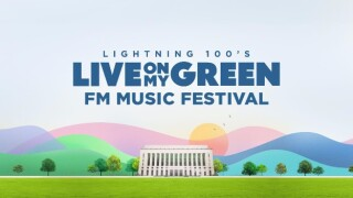 Live on My Green FM Festival.jpeg