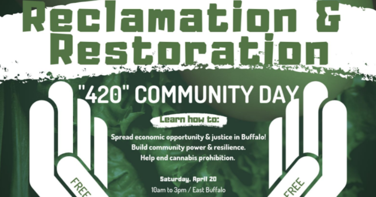 420 Community Day: A day of service and celebration
