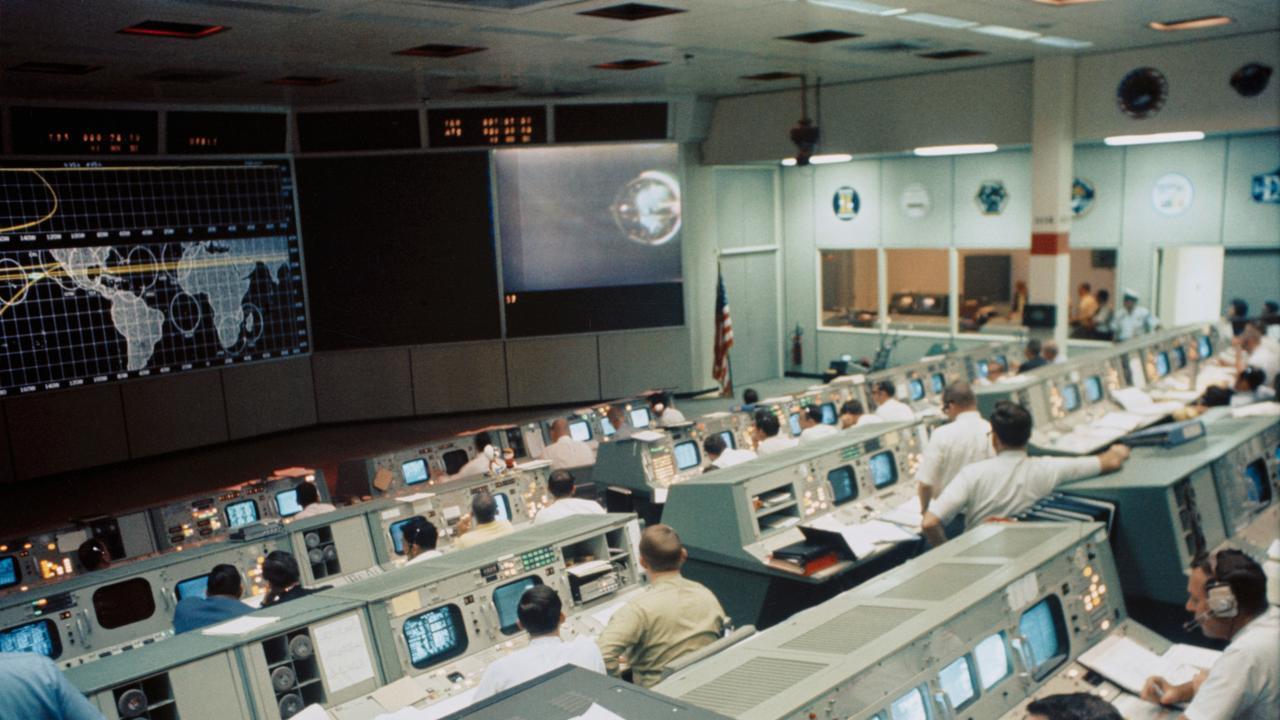 Kansas Museum To Send NASA Control Consoles To Houston