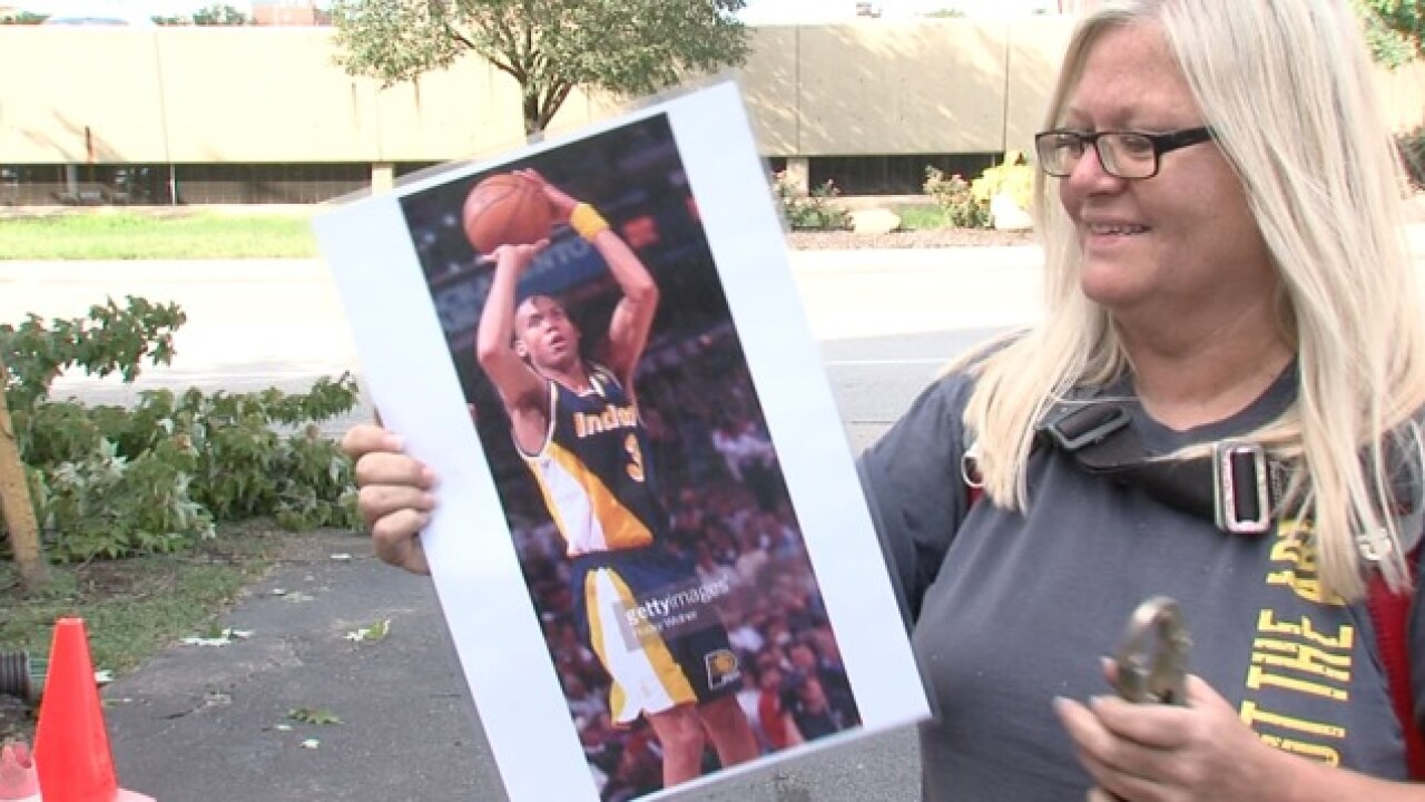 Reggie Miller mural coming to downtown