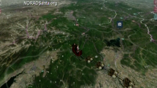 NORAD Santa Claus