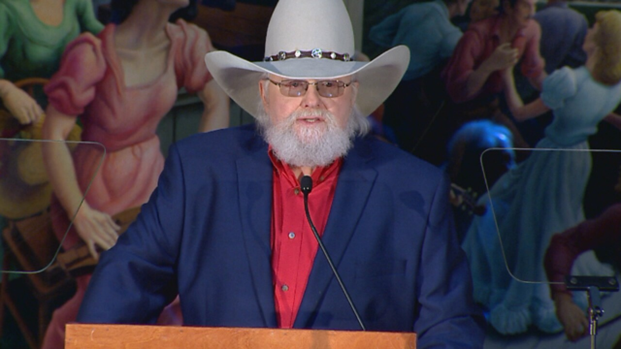 Country music, southern rock legend Charlie Daniels dies at 83