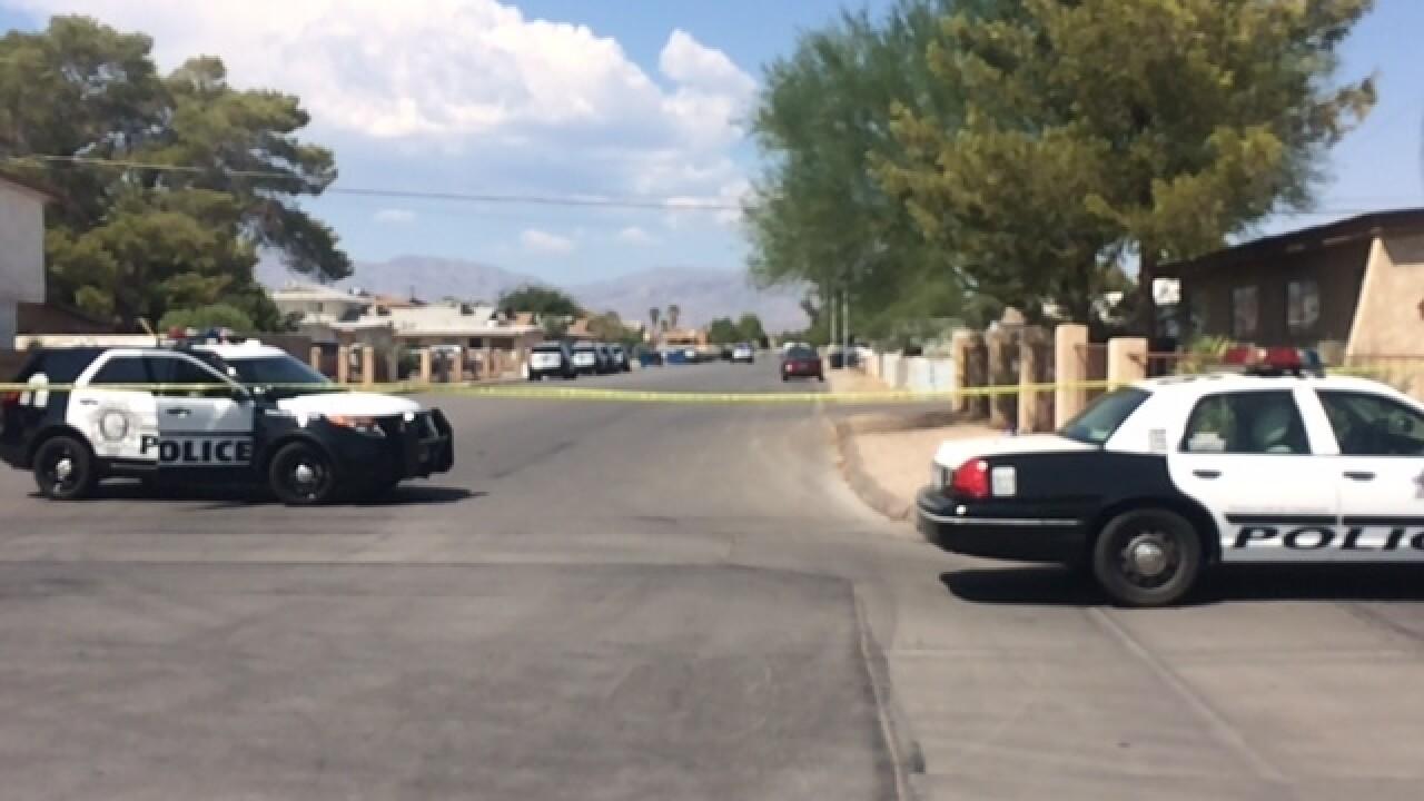 Homicide detectives investigating body found
