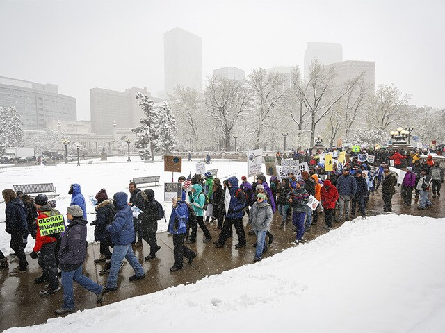 See photos from the People's Climate March in Denver