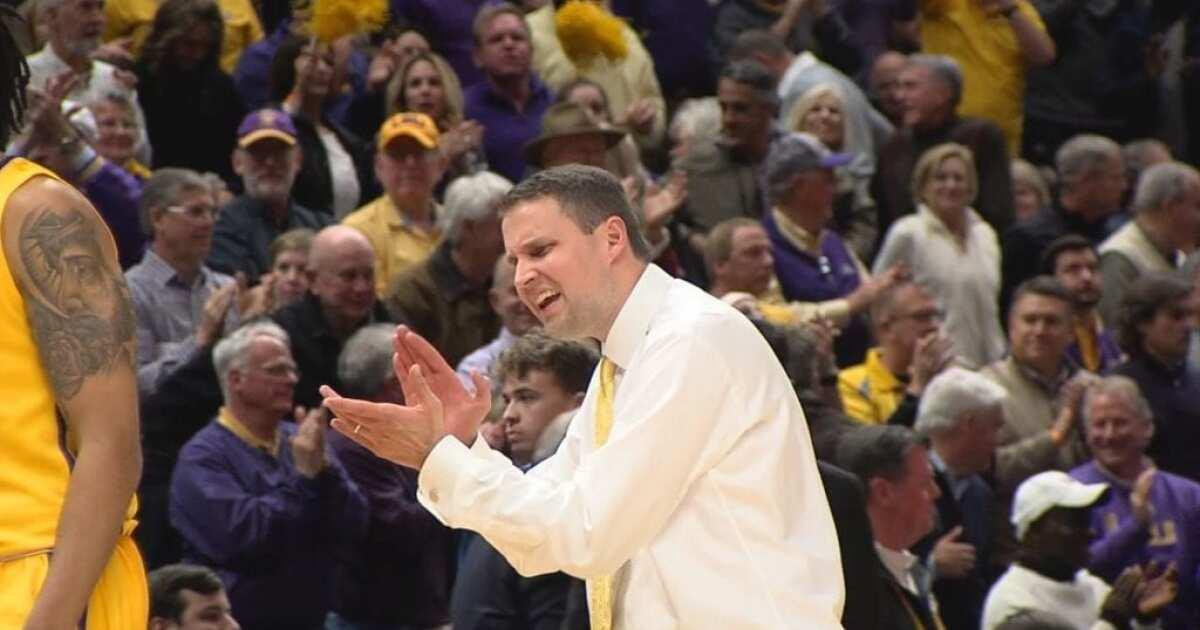 LSU Basketball 100-1 Odds to Win NCAA Tournament