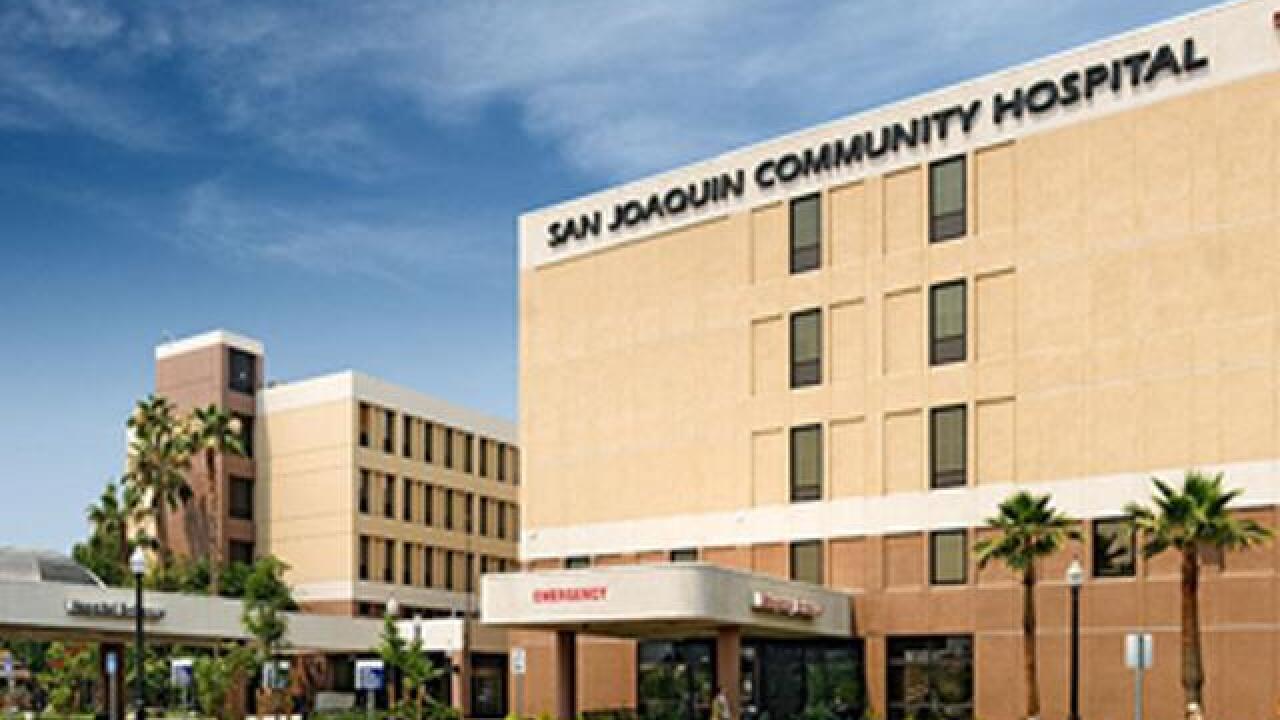 San Joaquin Community Hospital Names Sharlet Briggs New President