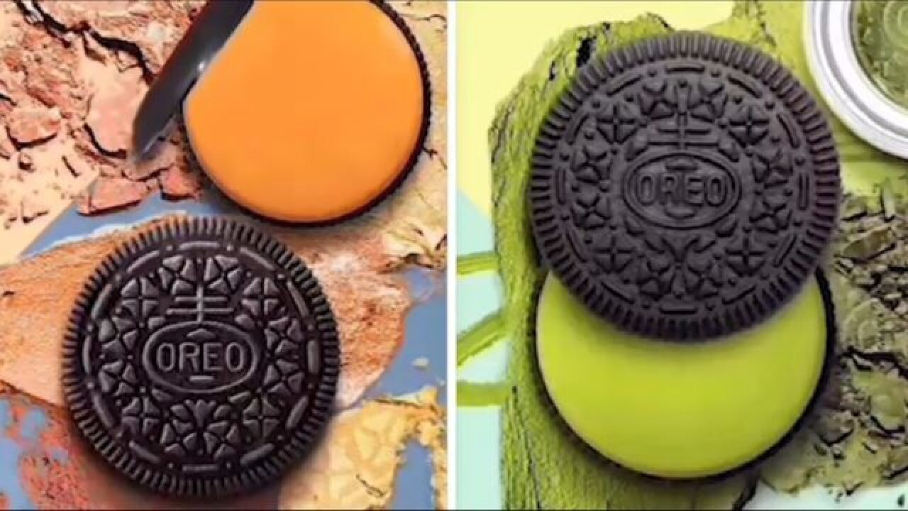 New savory Oreo flavors: Wasabi & hot wing
