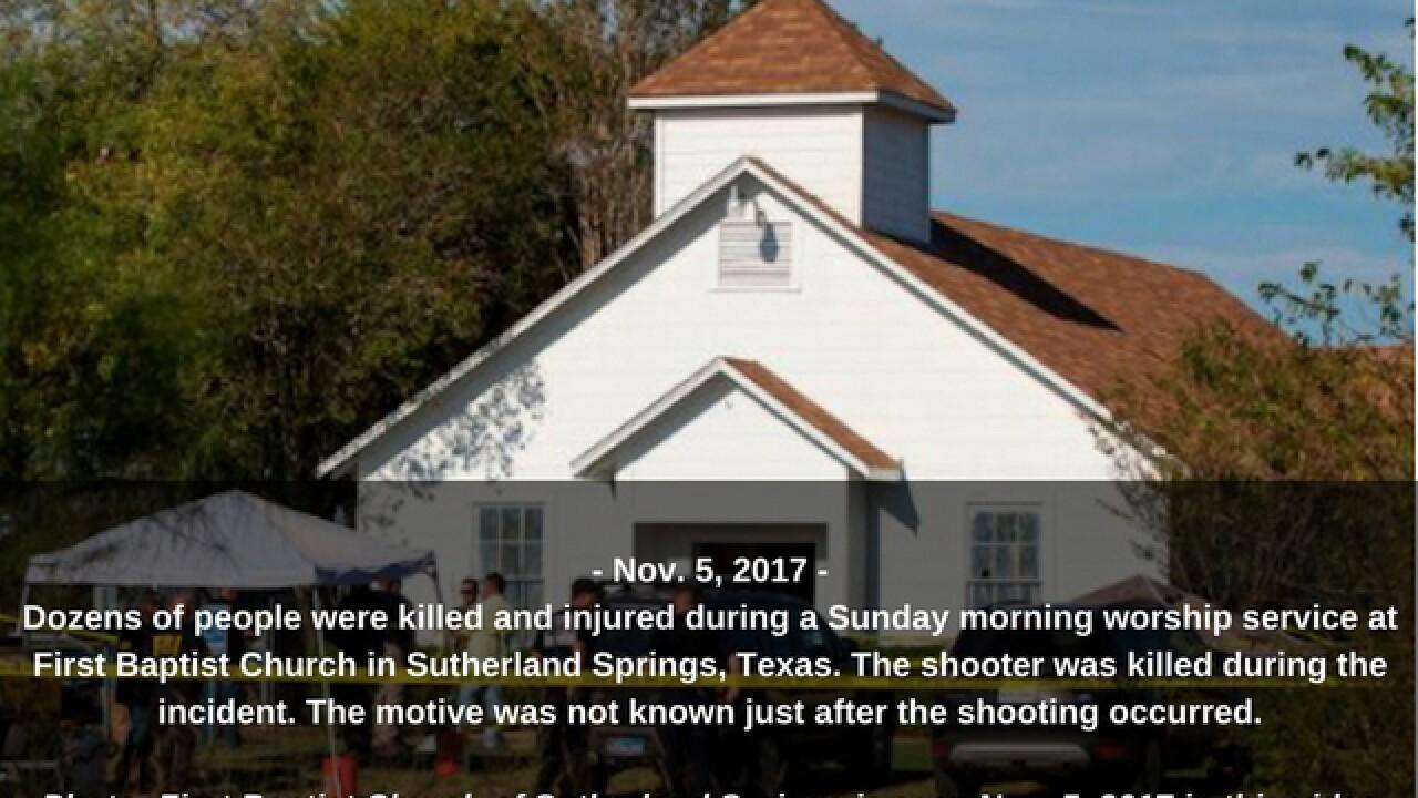 Las Vegas shooting one of deadliest in the US
