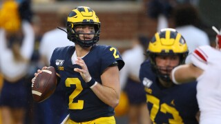 Shea_Patterson_Rutgers v Michigan