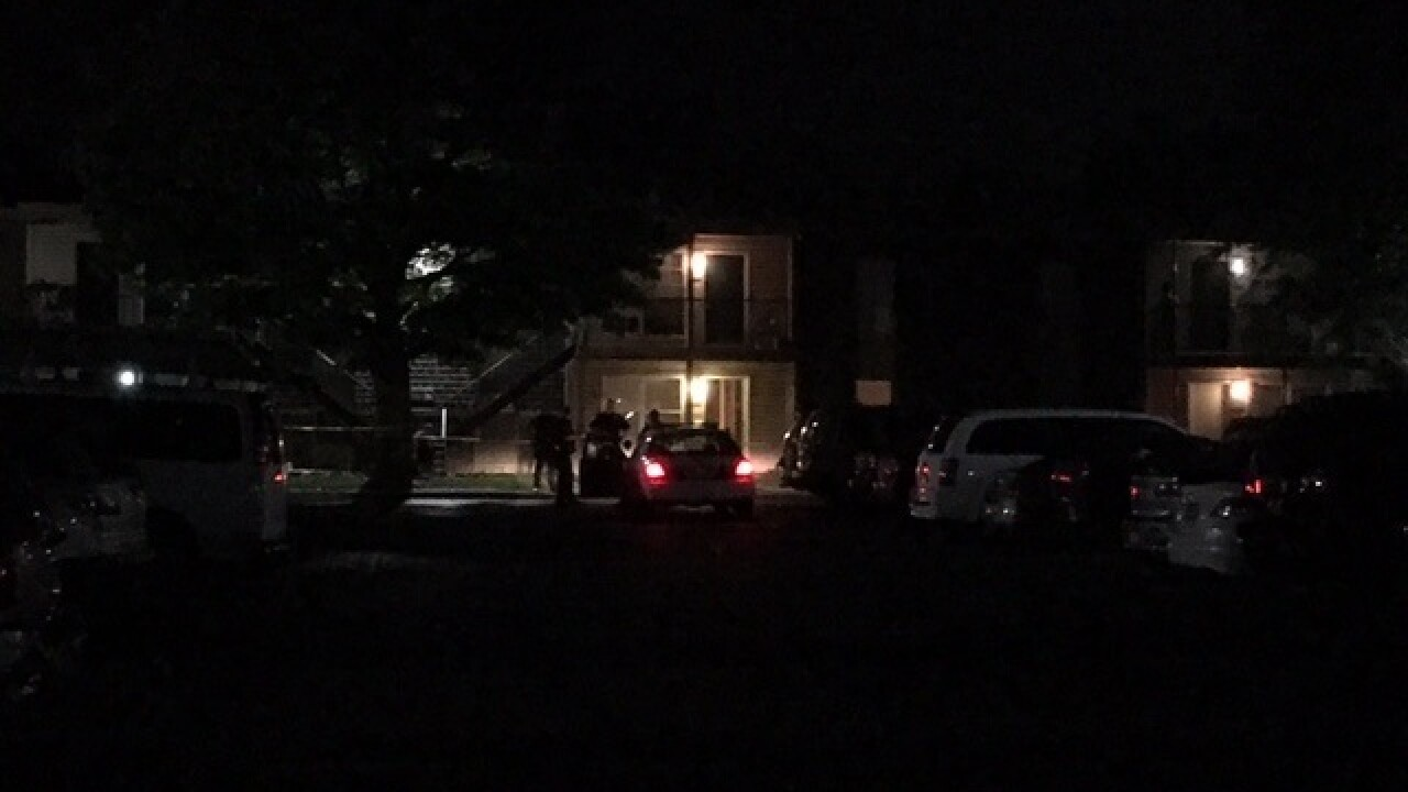 Woman, man injured in separate shootings in Indy