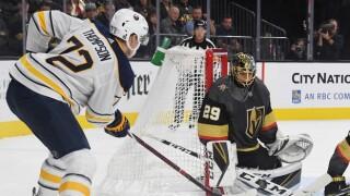 5 Observations: Golden Knights top Sabres 4-1