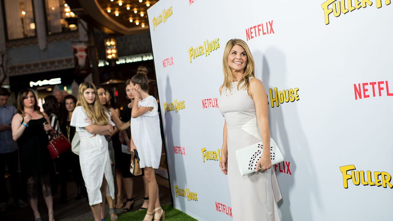 Lori Loughlin may not return as Aunt Becky on Netflix series 'Fuller House'