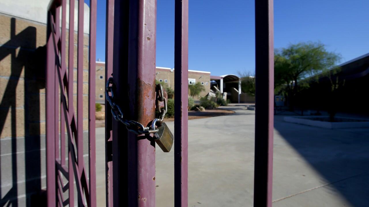 Virus Outbreak Arizona Schools