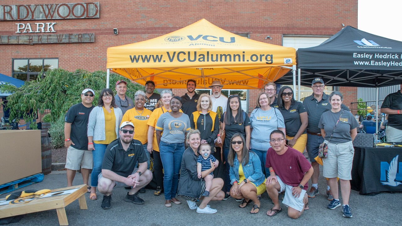 VCU wins Alumni Charity Challenge; 151,291 pounds of canned good collected