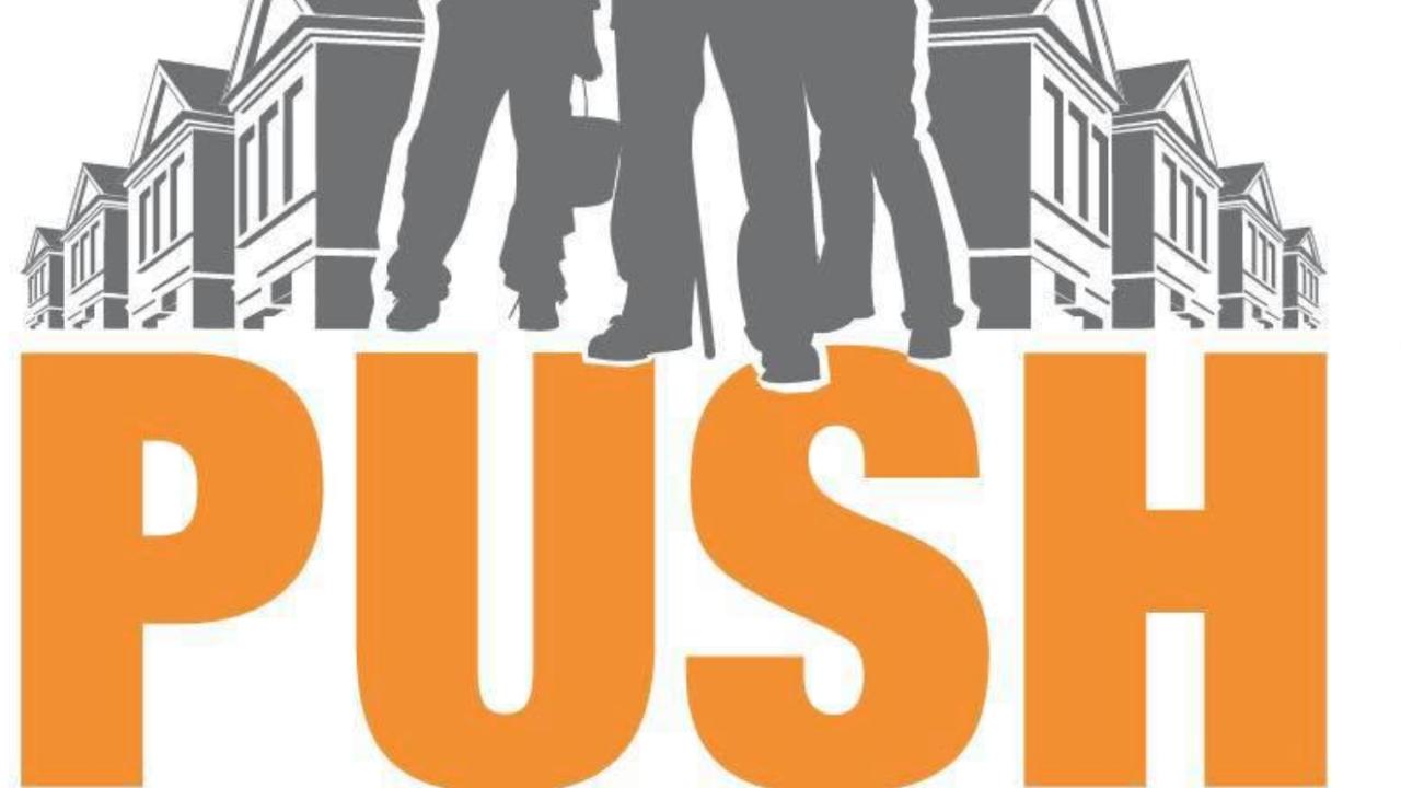 Push Buffalo