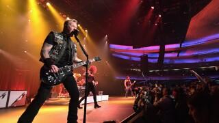 Citi Sound Vault Presents Metallica