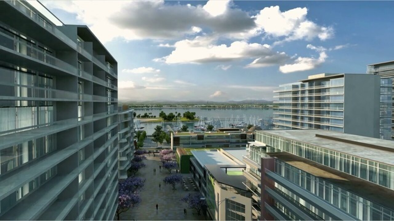 Governor Brown signs bill to advance Chula Vista Bayfront Project