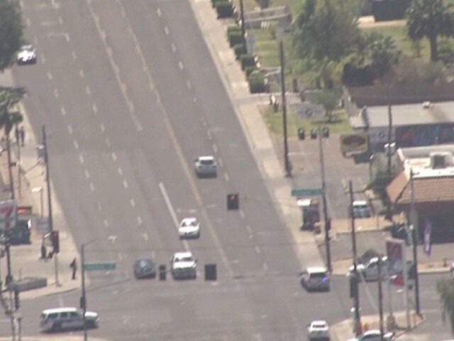 Phoenix police chase: SUV driver leads police on pursuit in Arizona