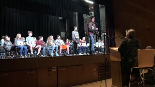 Missoula County Orthography bee