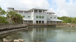 EcoCenter at Florida Oceanographic Society in Martin County