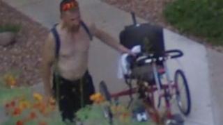 Phoenix Jose - special needs bike stolen
