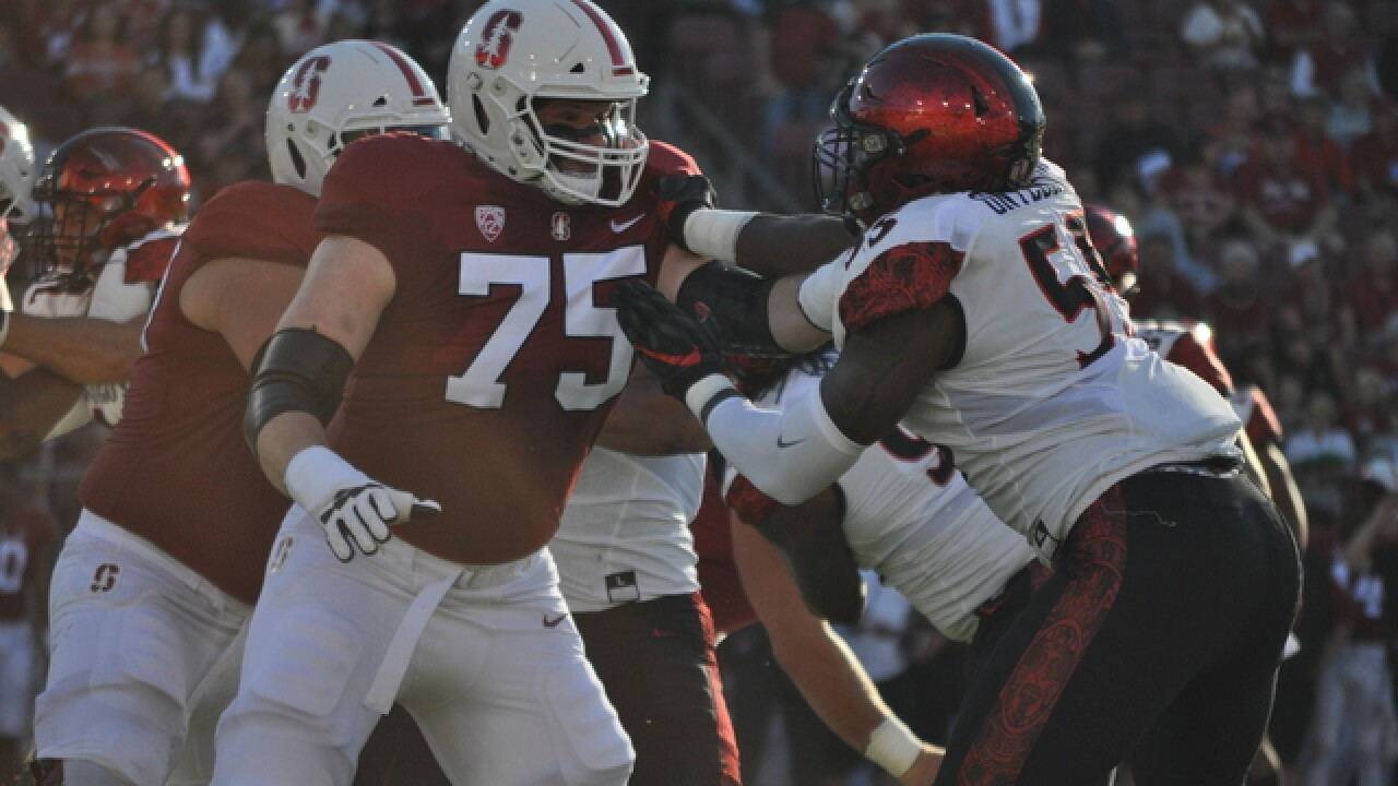 SDSU stifles Love but passing game torches defense in loss to No. 13 Stanford