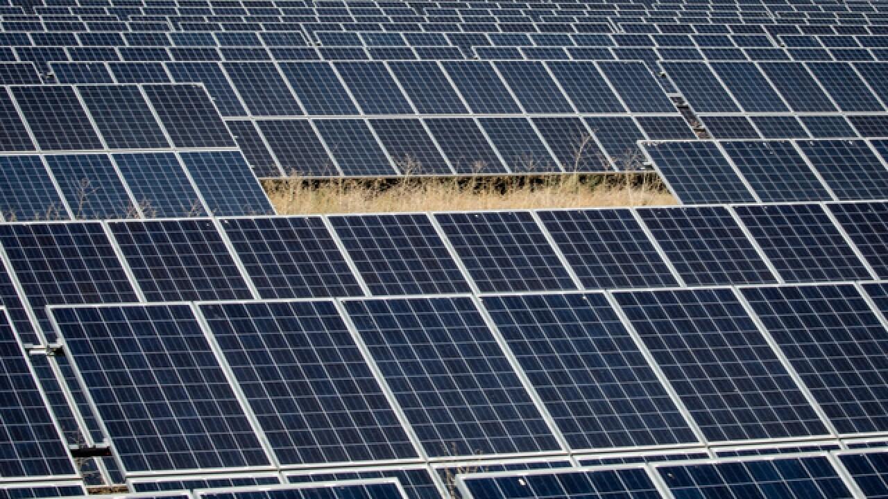Plans in works for $250 million solar farm in mid-Michigan