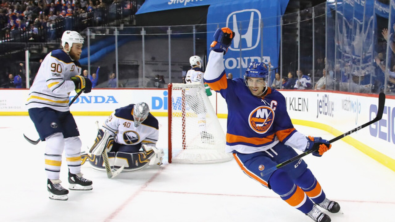 Do the Sabres have a realistic shot at landing John Tavares?