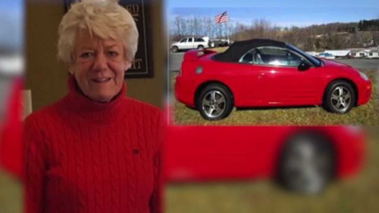 Missing Westfield woman's body found in car pulled from retention pond