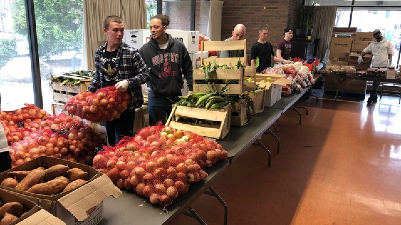 Farm bill raises requirements for food stamps