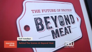 Tech Tuesday: Behind The Scenes At Beyond Meat