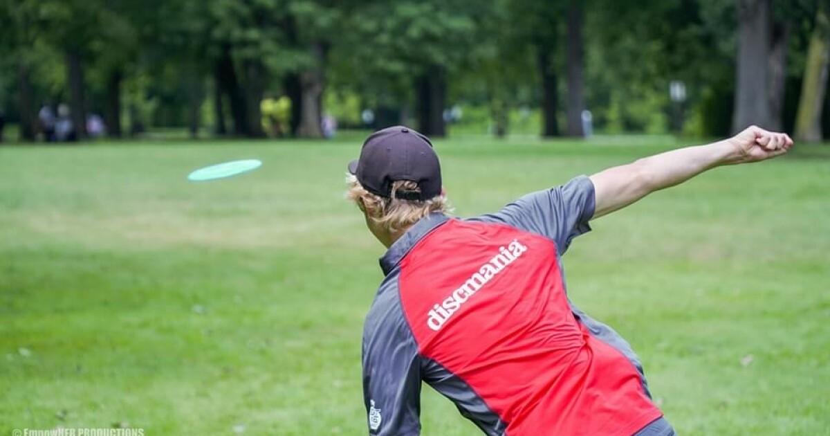 Grandville teen rising up the disc golf ranks