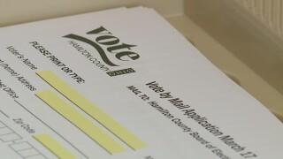 Absentee Application Form Hamilton County