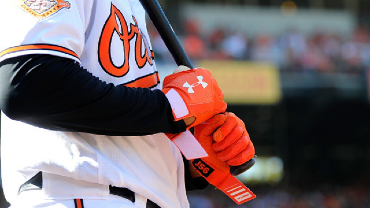 The Orioles are gearing up for Opening Day!