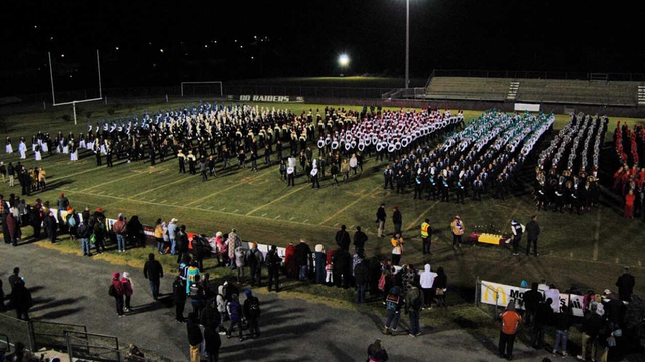 Marching Bands Salvage Canceled Contest Of Champions