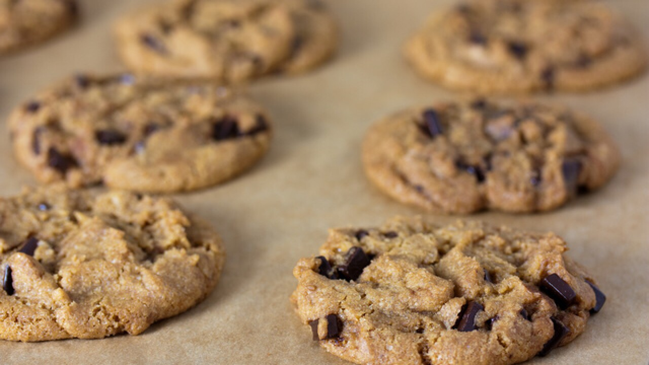 There's a reason why you can't resist chocolate chip cookies