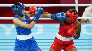Olympic Boxing Day 12: Jones departs with bronze