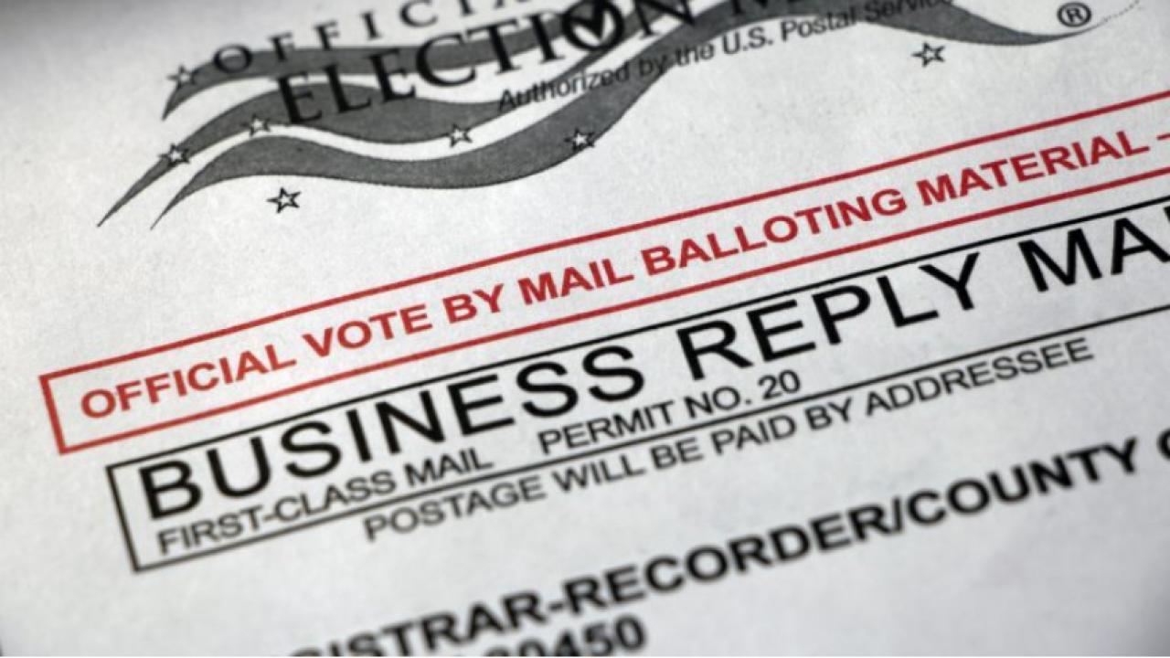 Montana absentee ballot