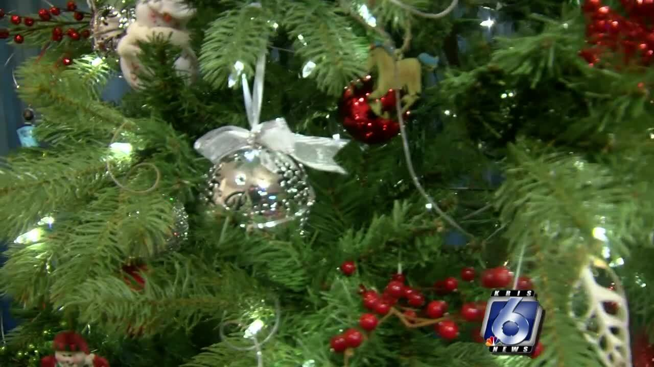 Holiday decorations can become fire hazards